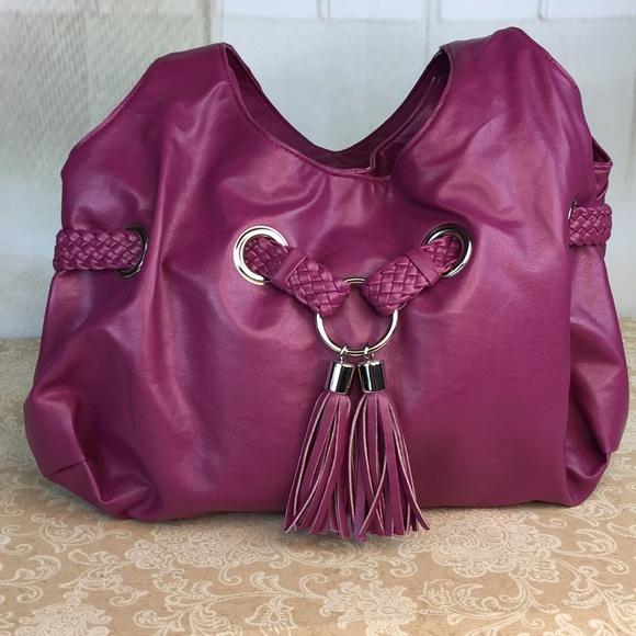 Handbags - Hobo Bag Vinyl